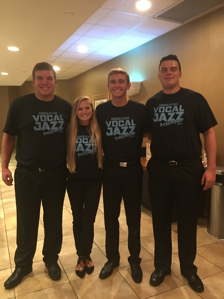Mo All-State Vocal Jazz Ensemble